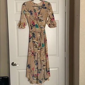 🤩Boohoo style dress